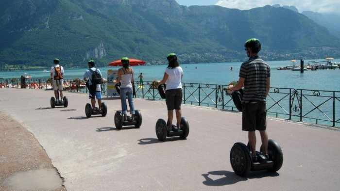 Annecy segway
